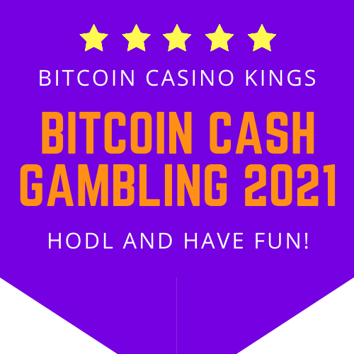bitcoin cash gambling 2021
