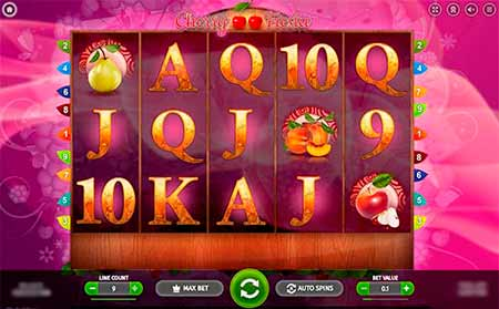 Gioco slot Cherry Fiesta Bitcoin in CryptoWild.