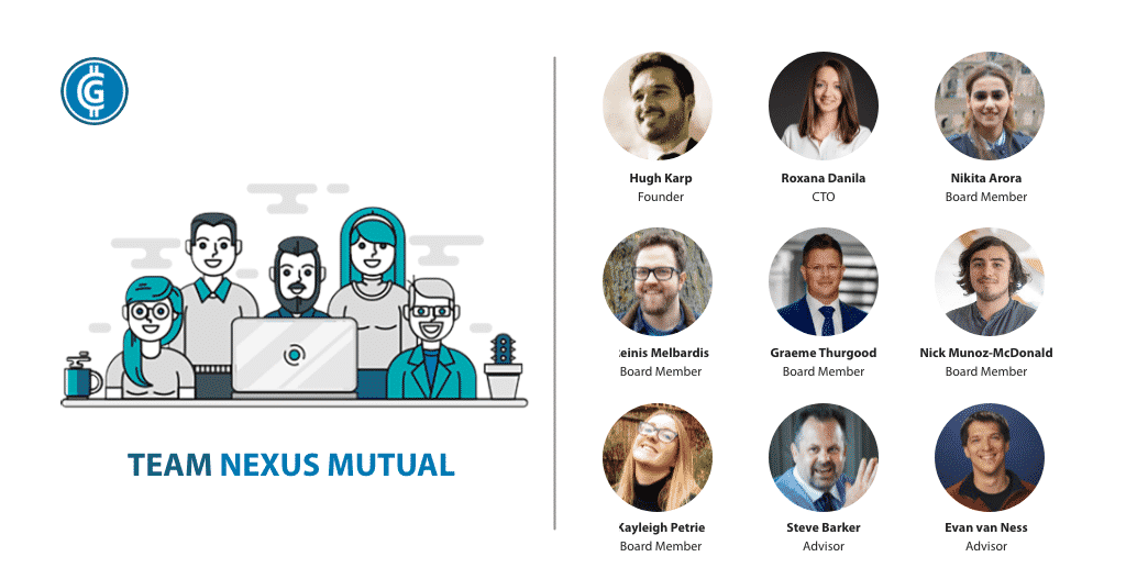 Nexux Mutual Team